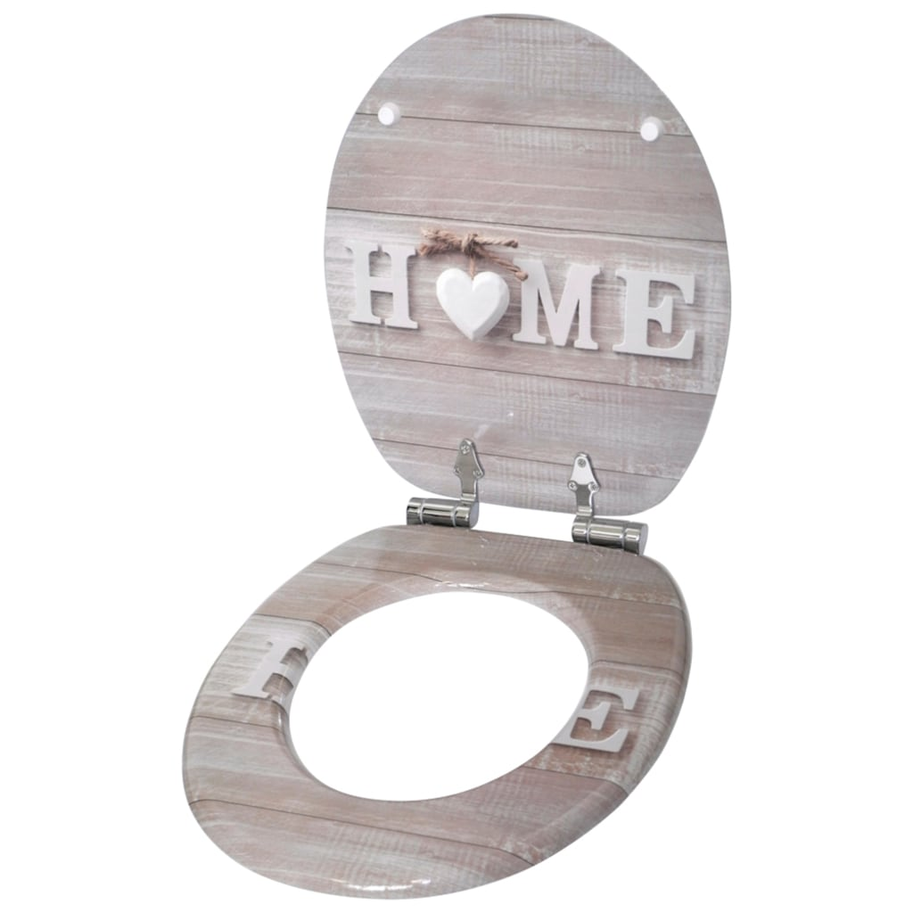 Sanilo WC-Sitz »Home«, mit Absenkautomatik