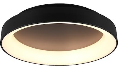TRIO Leuchten LED Deckenleuchte »GIRONA, Deckenlampe mit Fernbedienung«, LED-Modul, 1... kaufen