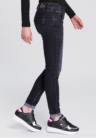 Herrlicher Slim-fit-Jeans »TOUCH SLIM REUSED«, umweltfreundlich dank der ISKO New... kaufen