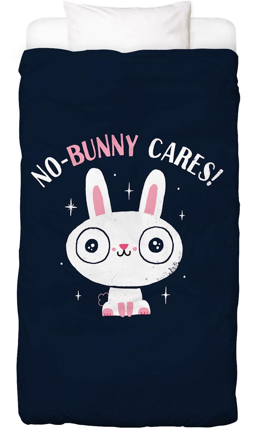 Bettwäsche No-Bunny Cares Juniqe