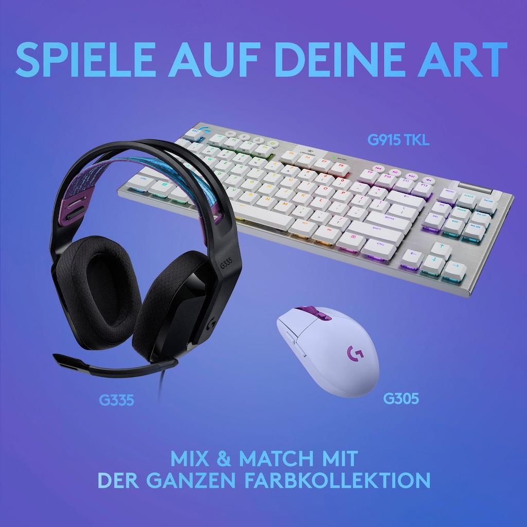 Logitech G Gaming-Headset »G335«