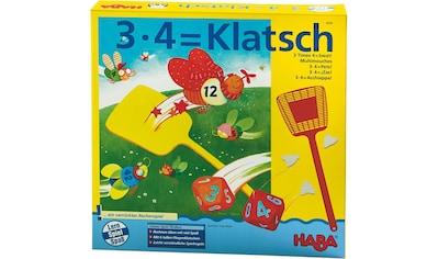 """Haba Spiel, """"3x4=Klatsch"""" kaufen"""