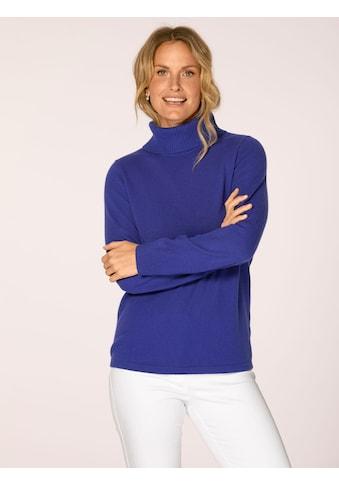 Mona Kaschmir - Pullover mit Rollkragen kaufen