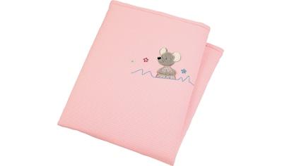 Babydecke »Mabel«, Sterntaler® kaufen