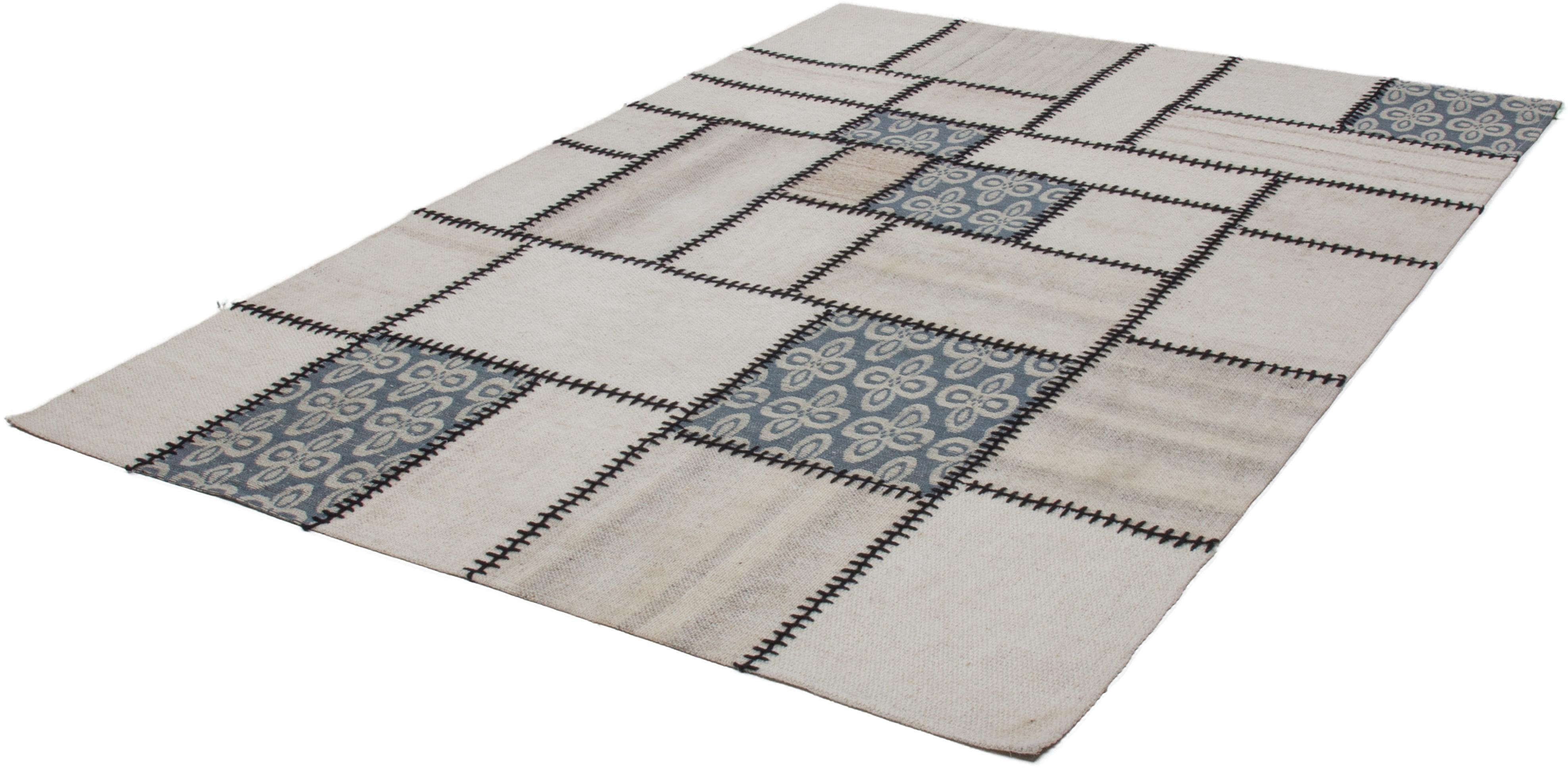 Teppich Liana 215 Kayoom rechteckig Höhe 6 mm handgewebt