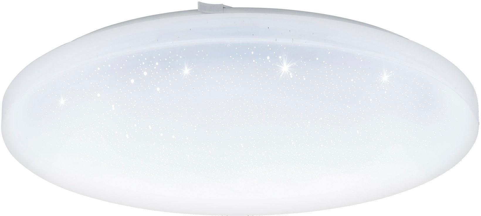 EGLO LED Deckenleuchte FRANIA-S, LED-Board, Warmweiß, LED Deckenlampe