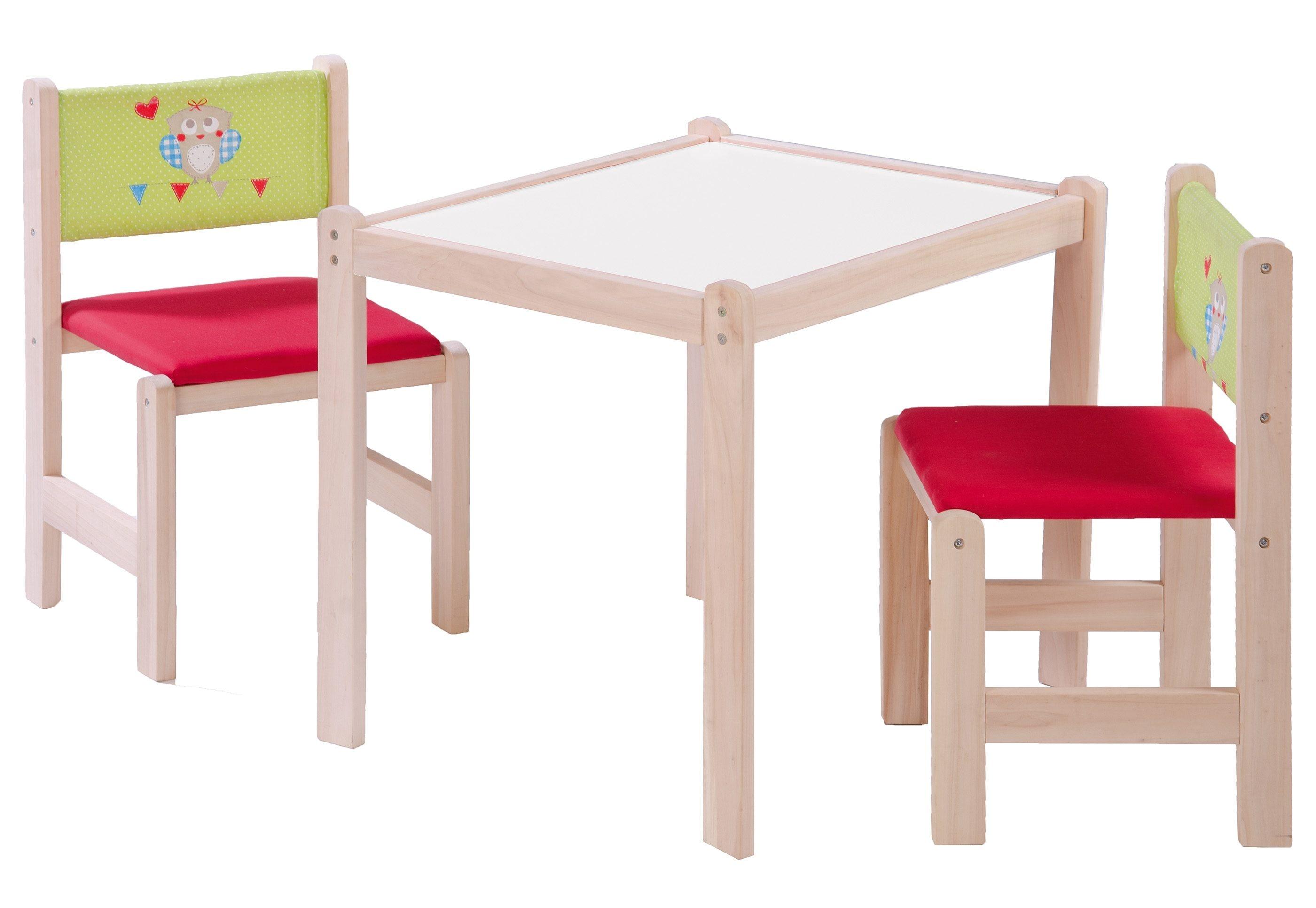 Roba Kindersitzgruppe Waldhochzeit (3-tlg) Technik & Freizeit/Spielzeug/Holzspielzeug