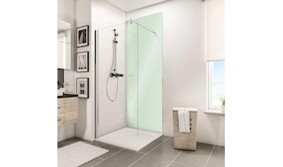 Schulte Duschrückwand »Decodesign«, Hochglanz, Light-Grün, 100 x 210 cm kaufen