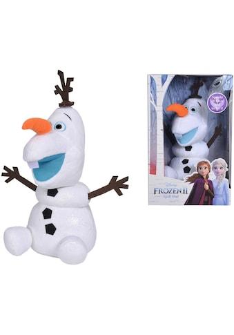 "SIMBA Plüschfigur ""Disney Frozen 2, Activity Olaf, 30 cm"" kaufen"
