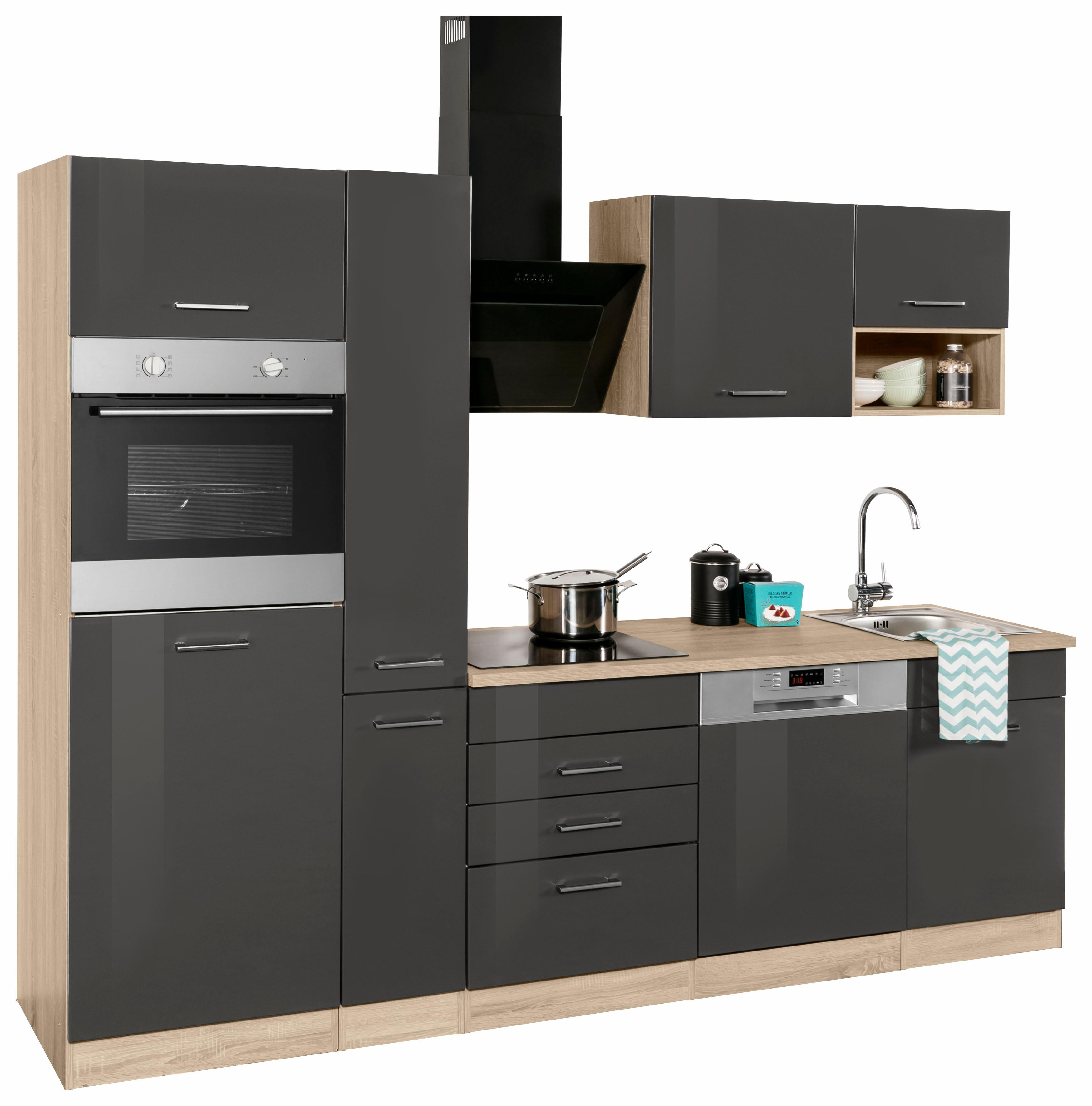 glanz-glaenzend Küchenzeilen online kaufen | Möbel-Suchmaschine ...