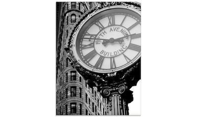 Artland Glasbild »Stadtdetails III«, Architektonische Elemente, (1 St.) kaufen