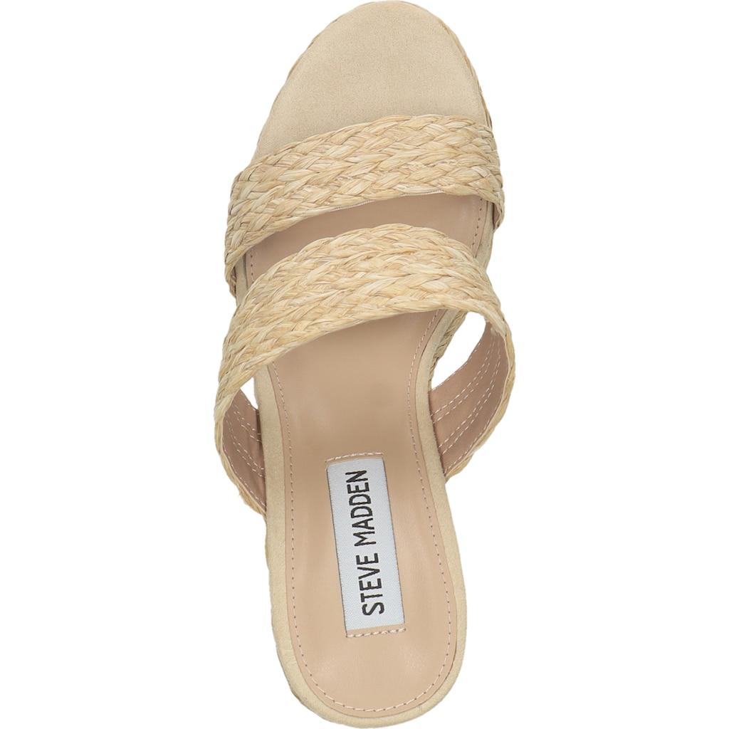 STEVE MADDEN Pantolette »Synthetik/Textil«