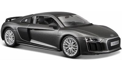 "Maisto® Sammlerauto ""Audi R8 V10 Plus, 1:24, grau"", Maßstab 1:24 kaufen"