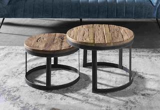sit couchtisch romanteaka set 2 st ck auf rechnung. Black Bedroom Furniture Sets. Home Design Ideas