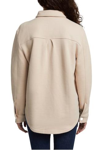 edc by Esprit Hemdbluse, im stylischen Overshirt-Look kaufen