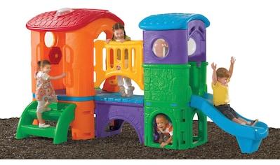 Step2 Spielturm »Clubhouse«, BxTxH: 348x232x179 cm kaufen