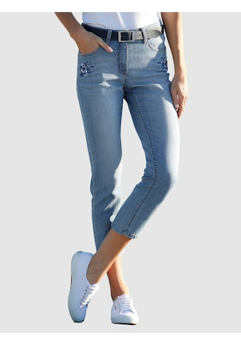 Dress In 3/4 Jeans Laura Slim kaufen