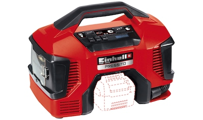 EINHELL Kompressor »Pressito«, Power X - Change, inkl. Adapter - Set, ohne Akku & Ladegerät kaufen