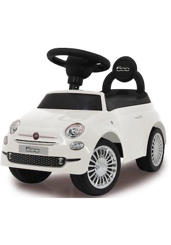 """Jamara Rutscherauto """"JAMARA KIDS Fiat 500, weiß"""" kaufen"""