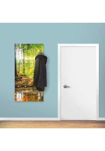 Artland Garderobe »Wald mit Bach« kaufen