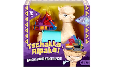"Mattel® Spiel, ""Kinderspiel Taschakka Alpaka!"" kaufen"