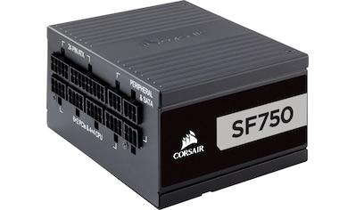 Corsair PC-Netzteil »SF Series SF750 Platinum«, siebenjährige Garantie kaufen