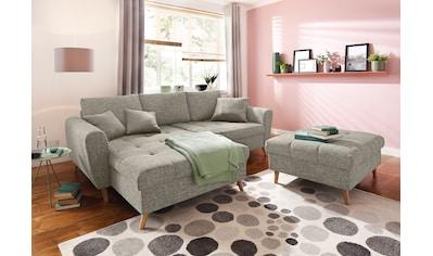 Home affaire Ecksofa »Penelope Luxus« kaufen