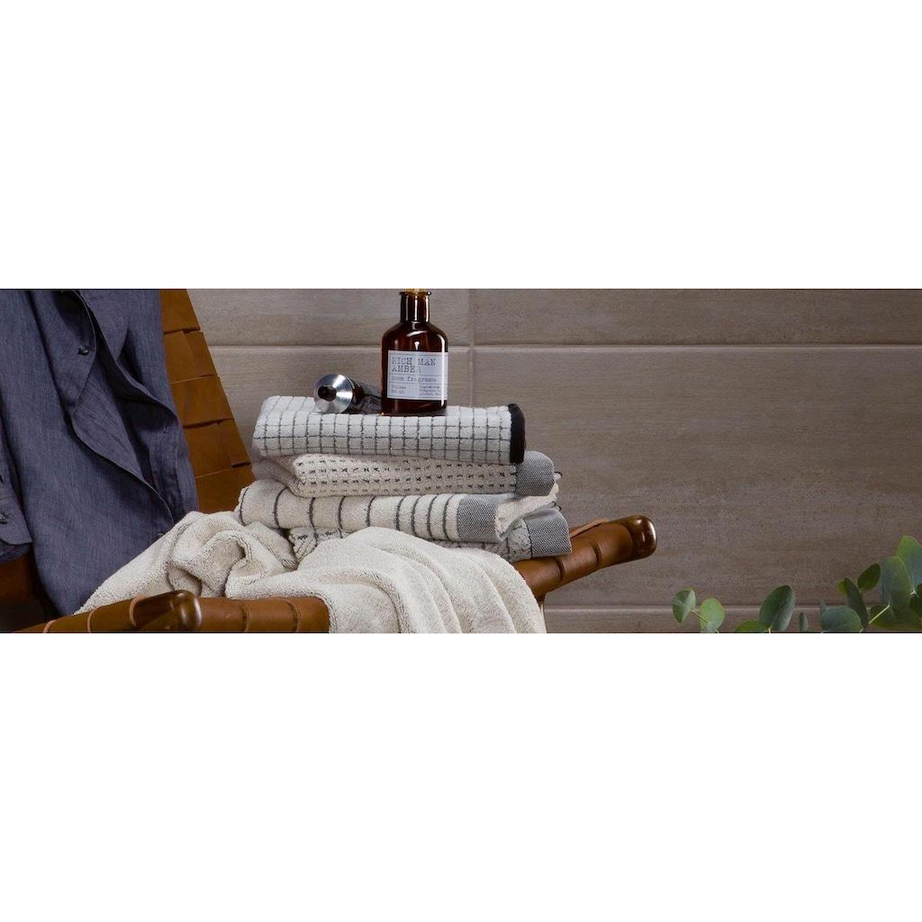 Möve Handtuch »Eden 2«, (1 St.), mit Querstreifen
