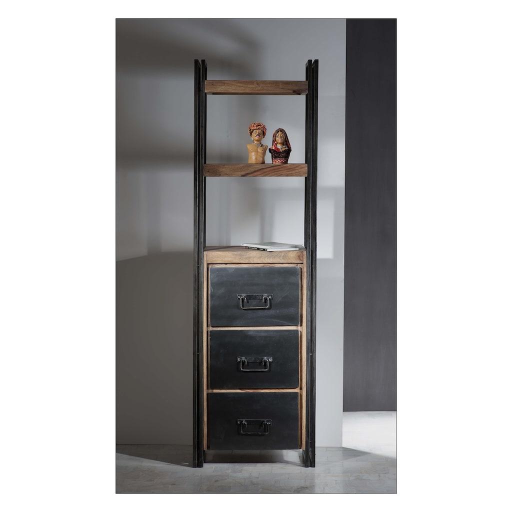 SIT Standregal »Panama«, mit 3 Schubladen und 2 Ablageflächen