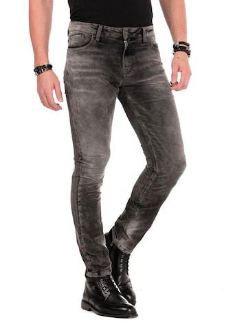 Cipo & Baxx Slim-fit-Jeans, im Slim Fit-Schnitt kaufen