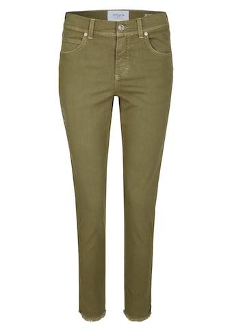 ANGELS Ankle-Jeans, 'Ornella Glamour' mit Schmucksteinen kaufen