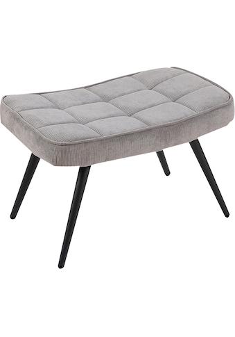 Homexperts Sitzhocker »Ulla« (1 Stück) kaufen