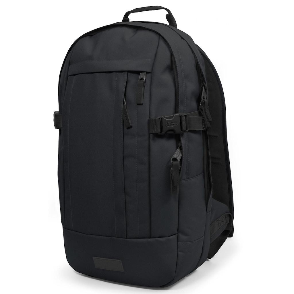 Eastpak Laptoprucksack »EXTRAFLOID, Black«, enthält recyceltes Material (Global Recycled Standard)
