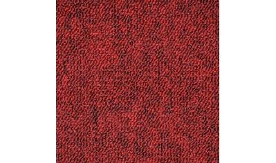 Teppichfliese »Neapel rot«, 20 Stück (5 m²), selbstliegend kaufen