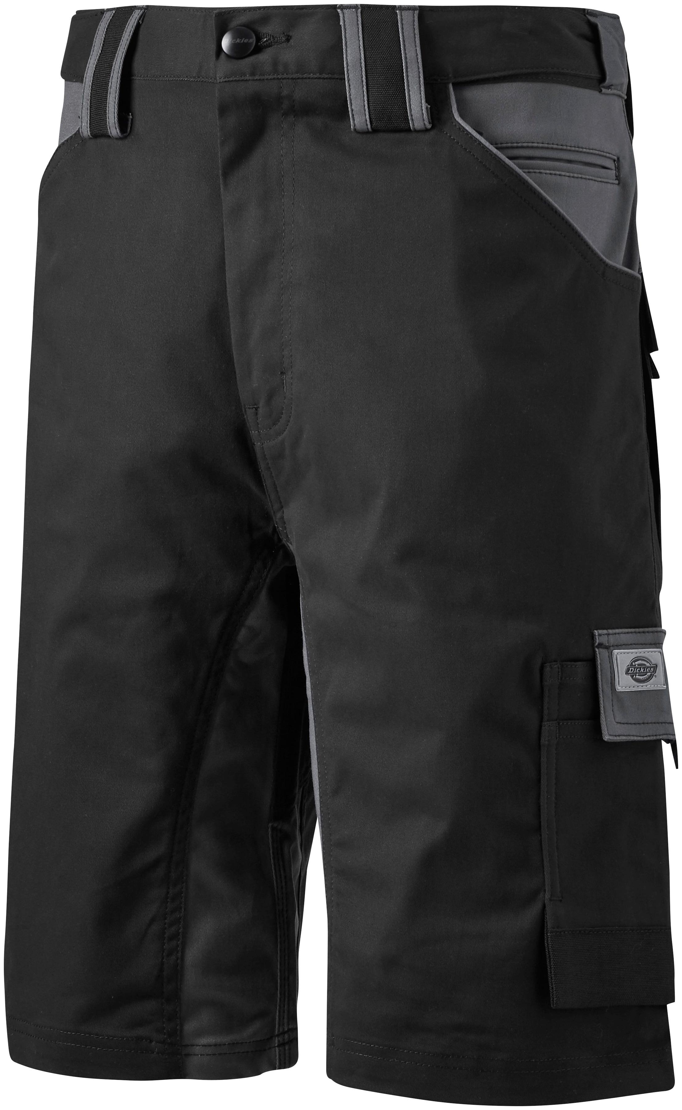 Dickies Arbeitsshorts GDT Premium, mit breiten Gürtelschlaufen schwarz Herren Arbeitshosen Arbeits- Berufsbekleidung