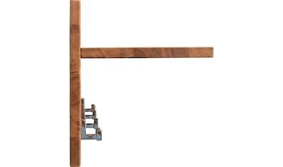 andas Kleiderschrank »Rio«, aus massivem Eichenholz, mit einer praktischen Soft-Close-Funktion, Breite 90 cm kaufen