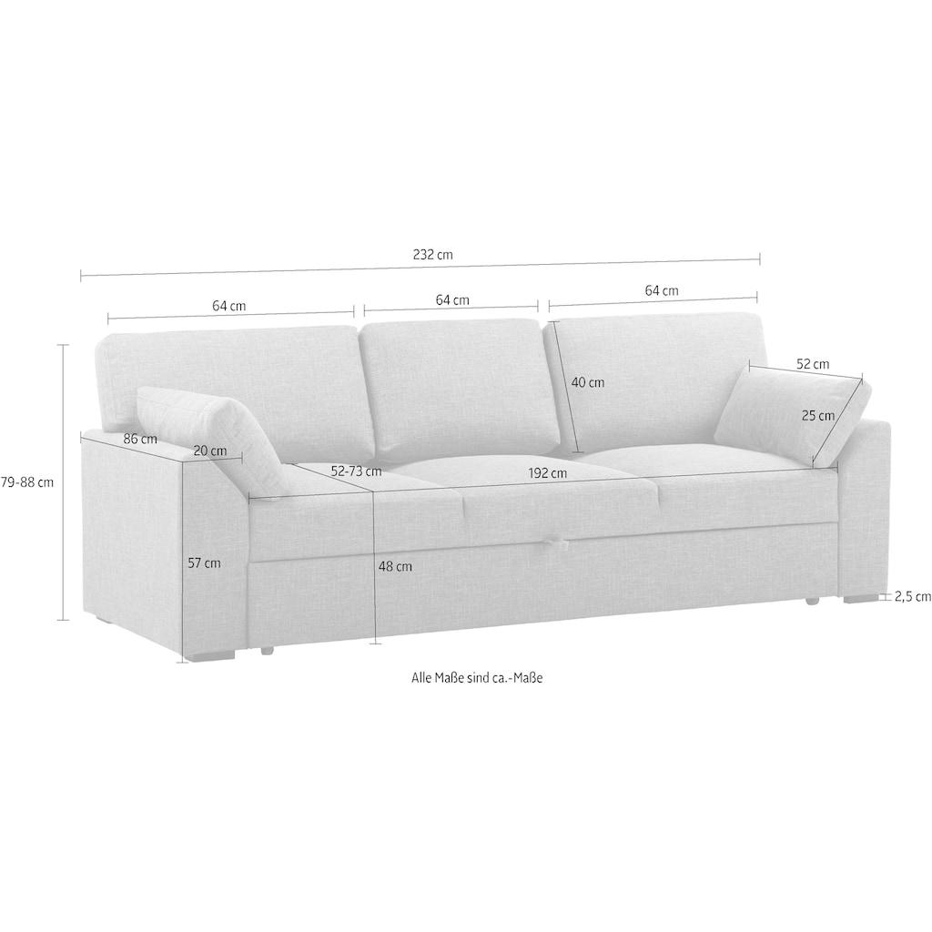 Premium collection by Home affaire Schlafsofa »Garda«