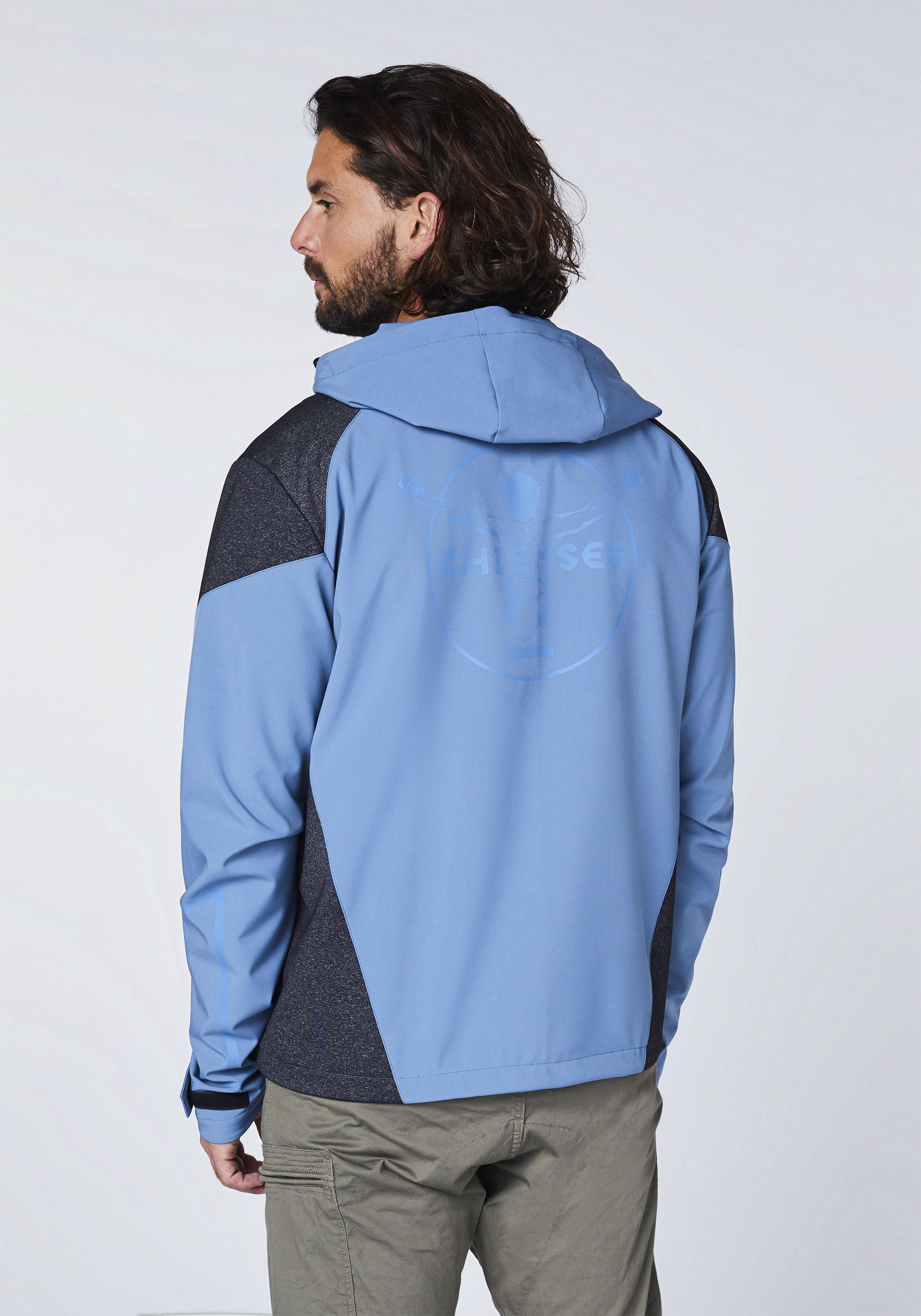 Chiemsee Outdoorjacke Jacke für Herren   Sportbekleidung   Blau   Chiemsee