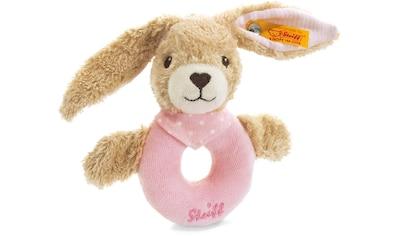 Steiff Greifling »Hoppel Hase rosa« kaufen