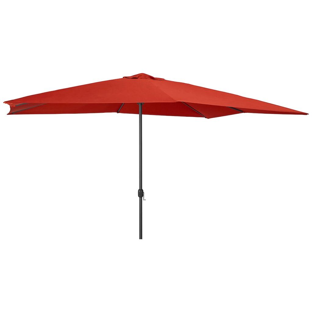 garten gut Sonnenschirm, ohne Schirmständer