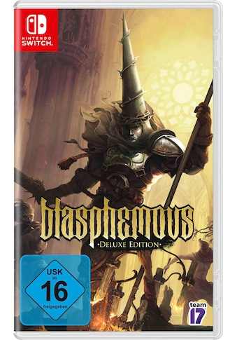 Nintendo Switch Spiel »Blasphemous Deluxe Edition«, Nintendo Switch kaufen