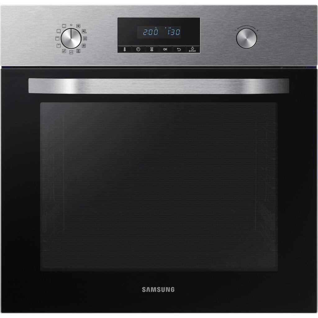 Samsung Einbaubackofen »NV70K2340RS/EG«, NV70K2340RS, mit 1-fach-Teleskopauszug, katalytische Reinigung, mit Automatikprogrammen