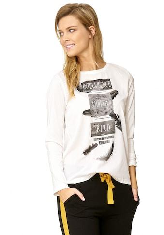 Decay Langarmshirt, mit Aufdruck 3820205 kaufen
