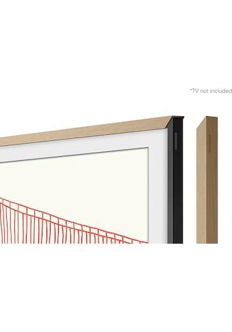 """Samsung Rahmen »Wechselrahmen Teak 43"""" (The Frame 2021)« kaufen"""