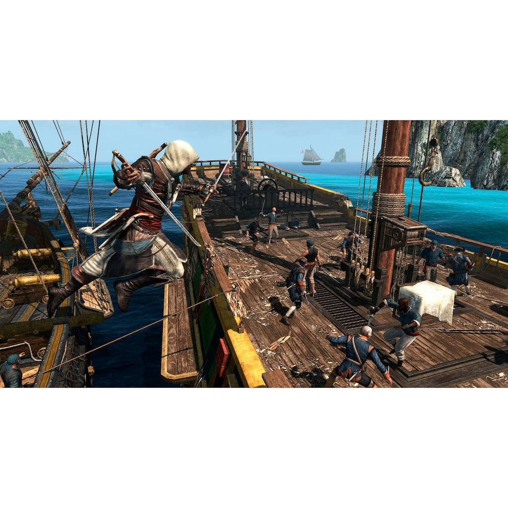 UBISOFT Spiel »Assassin's Creed The Rebel Collection«, Nintendo Switch