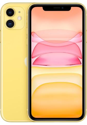 """Apple Smartphone »iPhone 11«, (15,5 cm/6,1 """", 256 GB Speicherplatz, 12 MP Kamera),... kaufen"""
