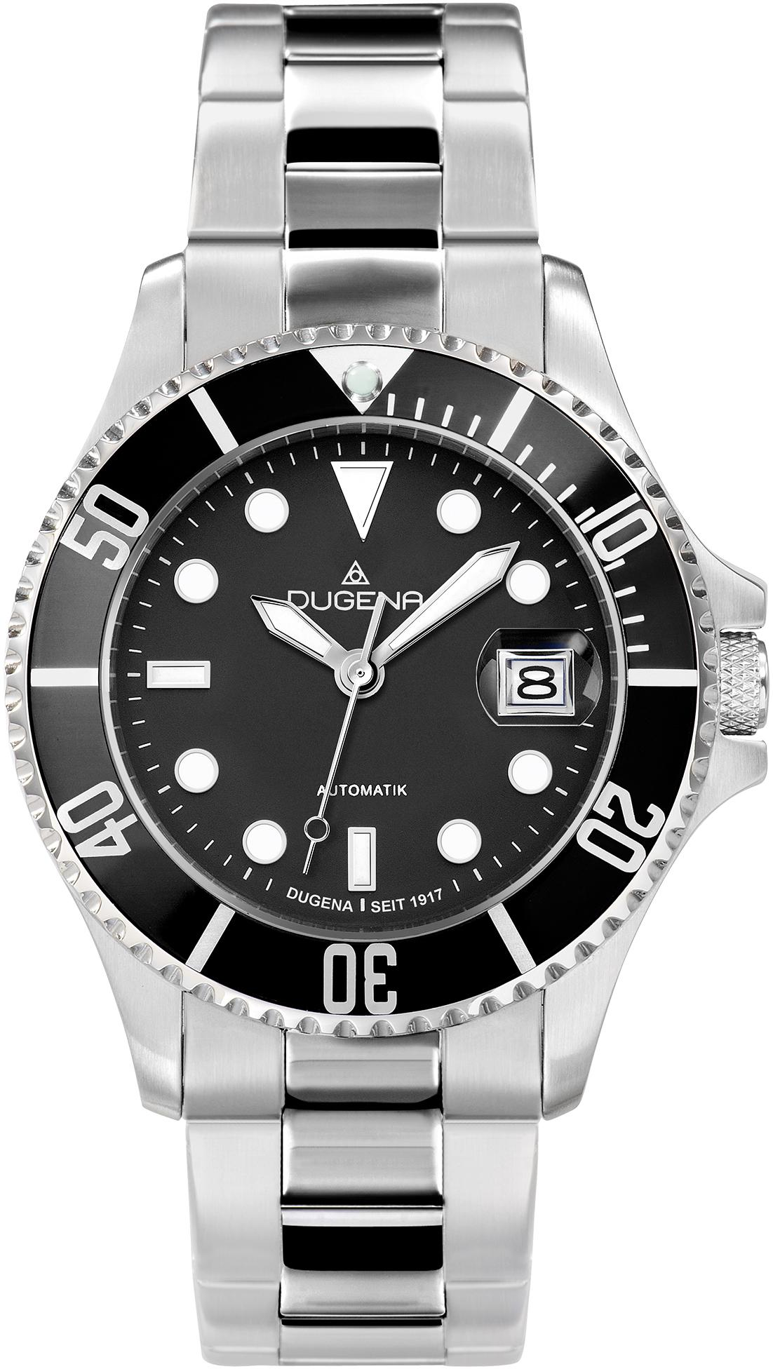 Dugena Automatikuhr Diver 4460512 | Uhren > Automatikuhren | Dugena
