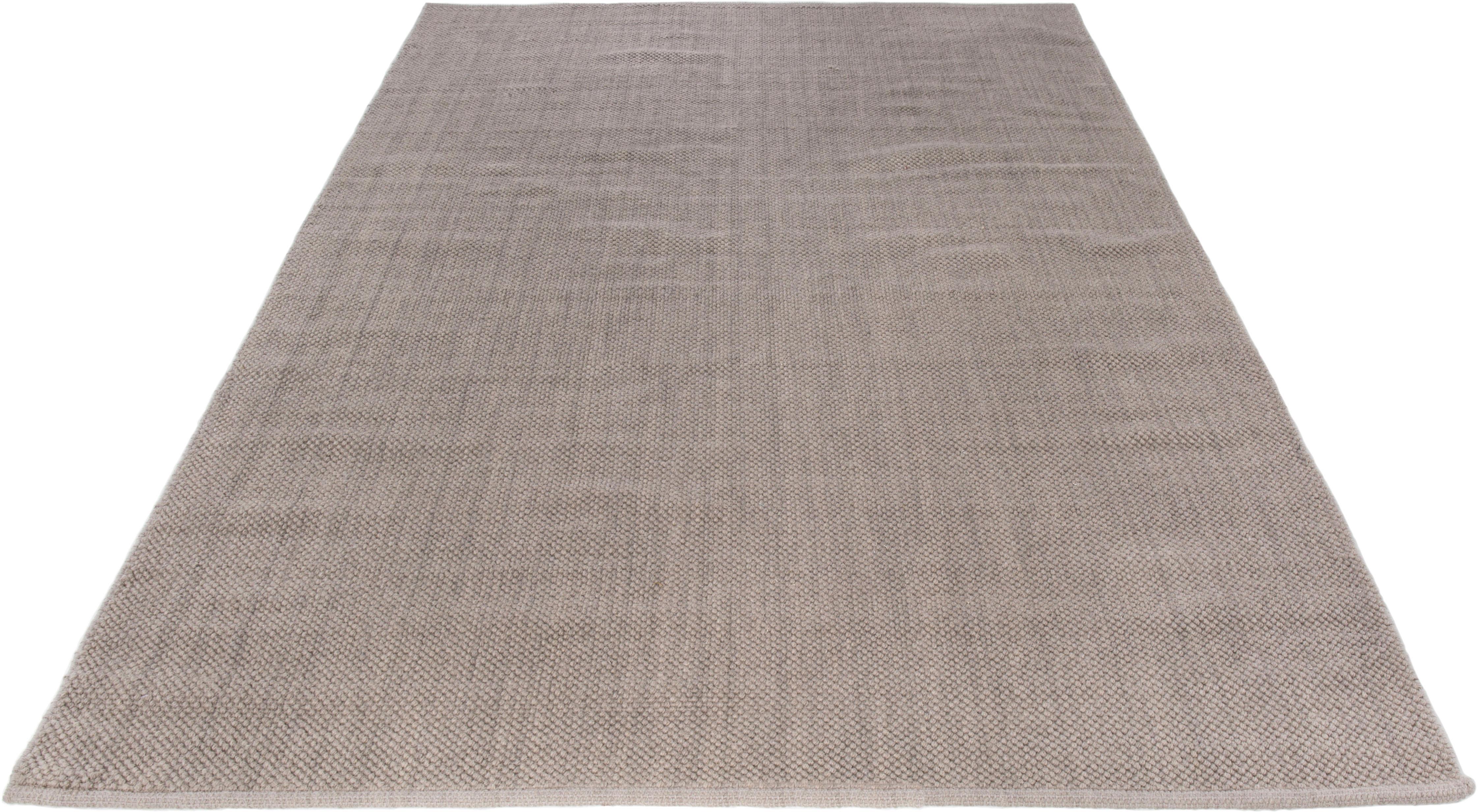 Teppich Jasper Wohnidee rechteckig Höhe 8 mm handgewebt
