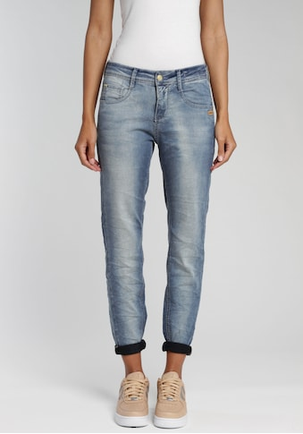 GANG Relax-fit-Jeans »Amelie«, in cooler Used Waschung kaufen