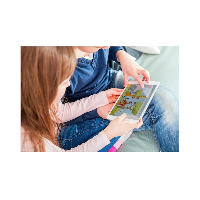 Odys Tablet, Wi-Fi, Spiele, Android 8.1 »Junior 8 PRO«